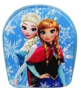Disney Frozen Snowflake Sisters 3D Eva School Bag Rucksack Backpack One Size