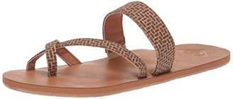 Roxy Women's Davina Multi-Strap Sandal Flat