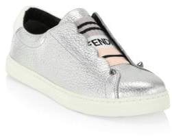 Fendi Rockoko Slip-On Sneakers
