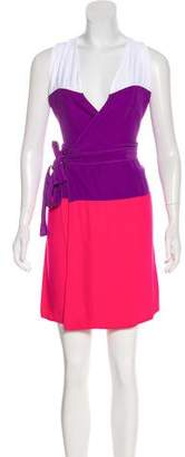 DSQUARED2 Midi Sleeveless Dress w/ Tags