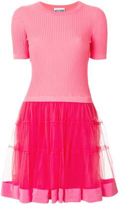 Moschino mini tutu T-shirt dress
