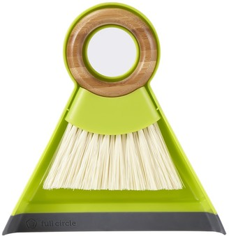 Full Circle Tiny Team Mini Dustpan & Brush Set