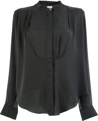 Maison Rabih Kayrouz concealed front blouse