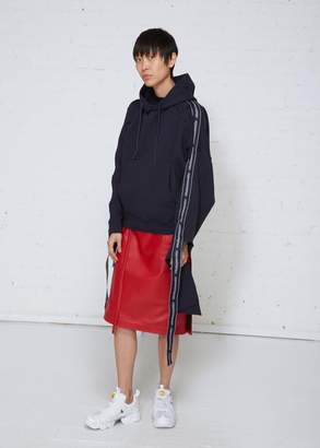 Vetements Tape Hoodie