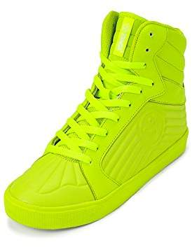 Zumba Women's Street Fashion High Top Dance Workout Walking Shoe