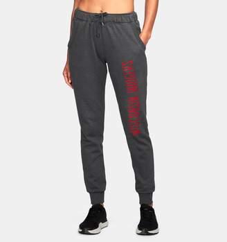 Under Armour Women's Wisconsin UA Tri-Blend Pants