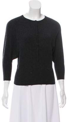 Kaufman Franco KAUFMANFRANCO Cashmere Crew Neck Sweater