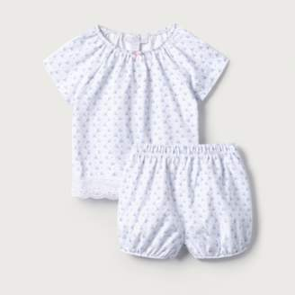 The White Company Floral Print Pyjamas