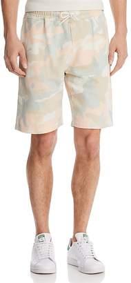Wesc Marty Camouflage Sweat Shorts