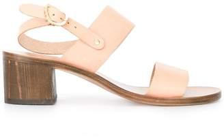 Ancient Greek Sandals ブロックヒール サンダル
