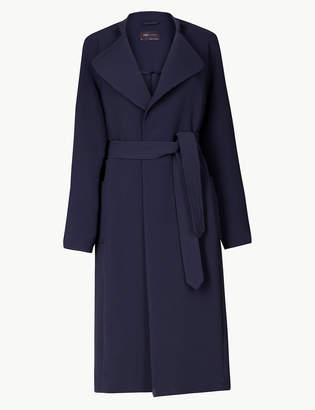 Marks and Spencer Belted Wrap Coat