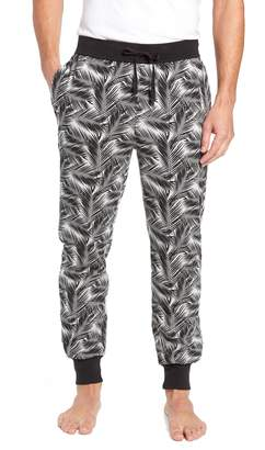 Nordstrom Print Stretch Cotton Jogger Pants