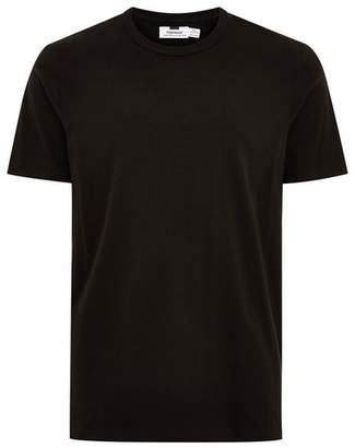 Topman Mens Black Classic T-Shirt