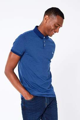 Jack Wills Langold Stripe Polo Shirt