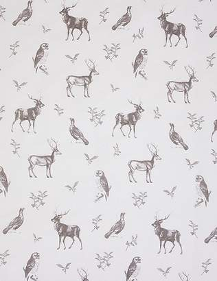 Marks and Spencer Woodland Animals Printed Bedding Set