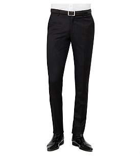 Hackett London Wool 120'S Plain Core Trouser