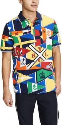 Polo Ralph Lauren Allover Flag Polo Shirt