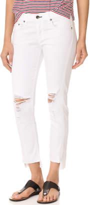 Rag & Bone/JEAN Dre Capri Jeans $250 thestylecure.com