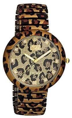Eton Womens Analogue Classic Quartz Watch with None Strap 3117J-LP