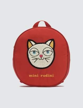 Mini Rodini Cat Backpack