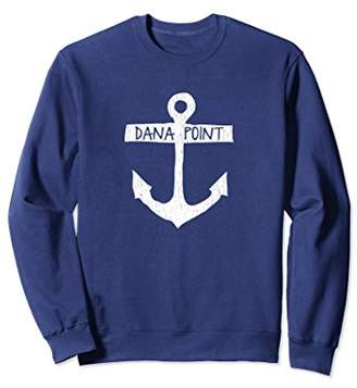 Dana Point Nautical Anchor Sweatshirt