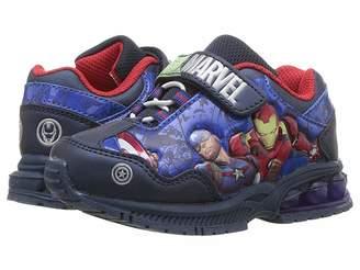 Favorite Characters AVF347 Avengers Sneaker Lighted (Toddler/Little Kid)