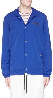 'Paradise' nylon shirt jacket