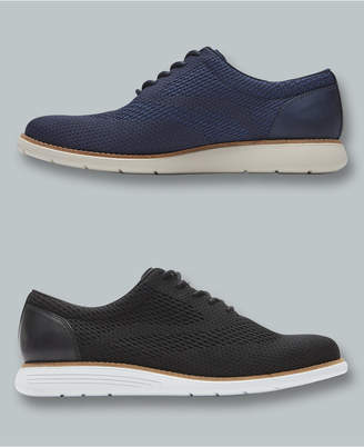 Rockport Men's Total Motion Sport Dress Woven Oxfords Men's Shoes