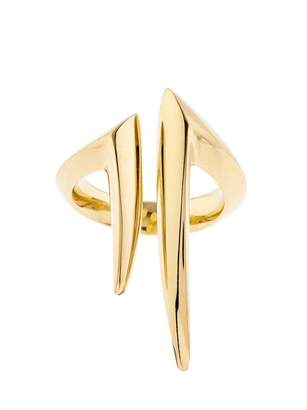 Shaun Leane Yellow Gold Split Ring - Womens - Yellow Gold