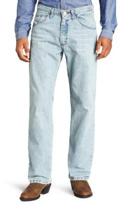 Wrangler Men's Tall 20X No. 33 Relaxed Straight- Leg Jean