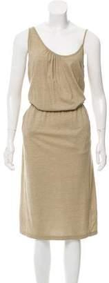 MM6 MAISON MARGIELA Asymmetrical Mélange Dress