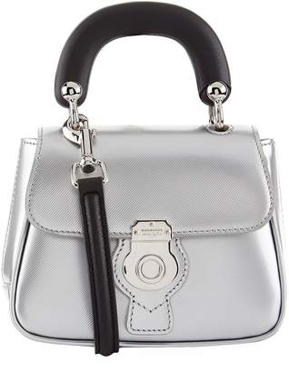 Burberry Mini Metallic DK88 Top Handle Bag