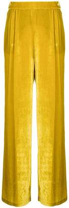 Cavallini Erika velvet trousers