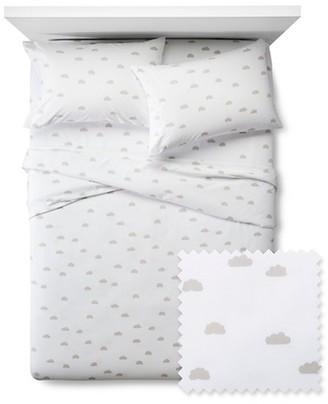 Pillowfort Clouds Sheet Set $24.99 thestylecure.com