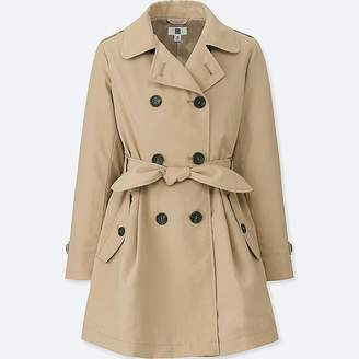 Uniqlo Girl's Trench Coat