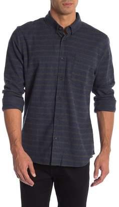 Como Man Striped Long Sleeve Shirt