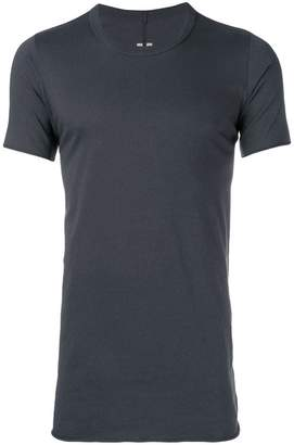 Rick Owens slim fit long T-shirt