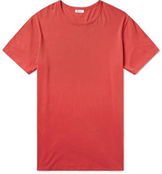 Schiesser Johann Cotton-Jersey T-Shirt