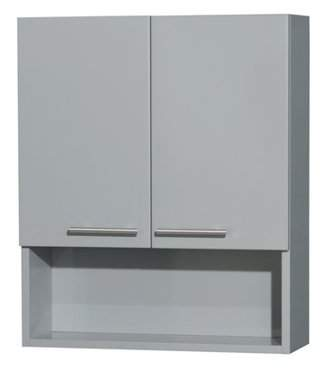 Wyndham Collection Amare 24'' W x 29'' H Wall Mounted Cabinet