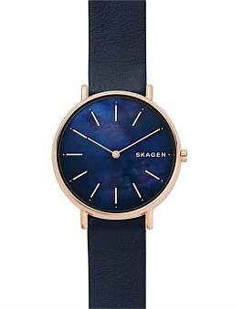 Skagen Signatur Blue Analogue Watch