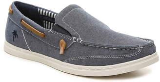 Margaritaville Dock Canvas Boat Shoe - Men's