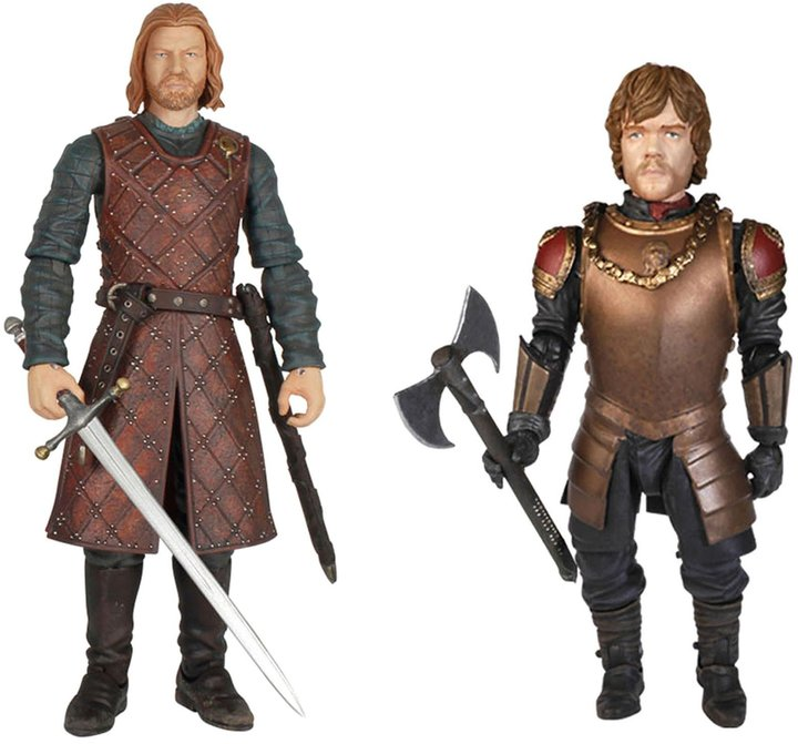 Funko Game of Thrones Legacy Collection: Ned Stark and Tyrion