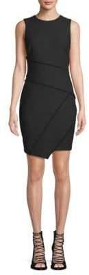 Josie Asymmetric Mini Dress