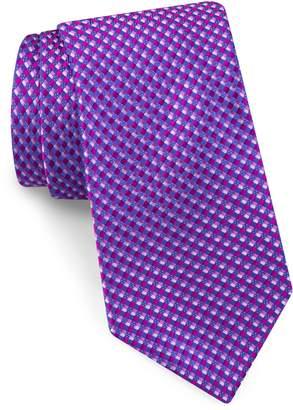 Ted Baker Parquet Square Silk Tie