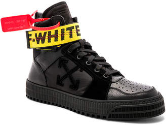 Off-White Off White Industrial Hi-Top Sneakers