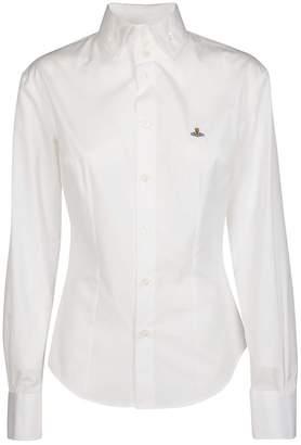 Vivienne Westwood Embroidered Logo Shirt