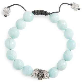 ArmentaWomen's Armenta New World Diamond & Amazonite Bracelet