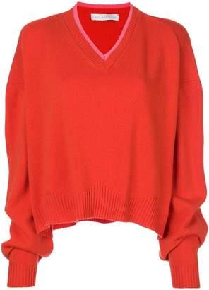 Giada Benincasa slouch fit v-neck sweater
