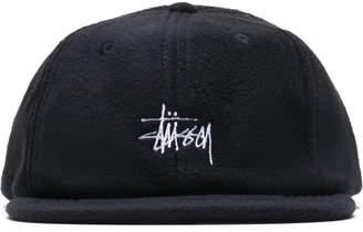 Stussy POLAR FLEECE STRAPBACK CAP