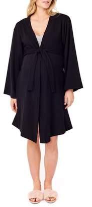 Ingrid & Isabel R) Kimono Lounge Maternity Robe